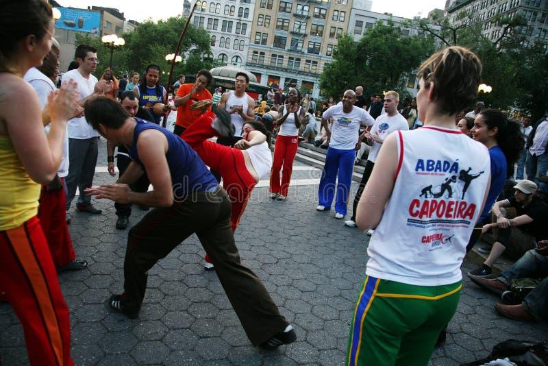 Capoeira 2 stock afbeelding