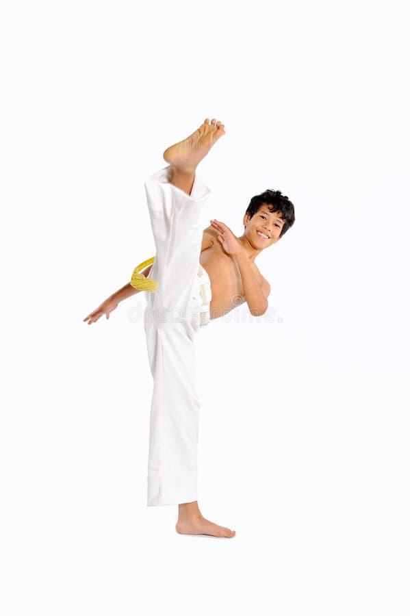 capoeira fotografia stock