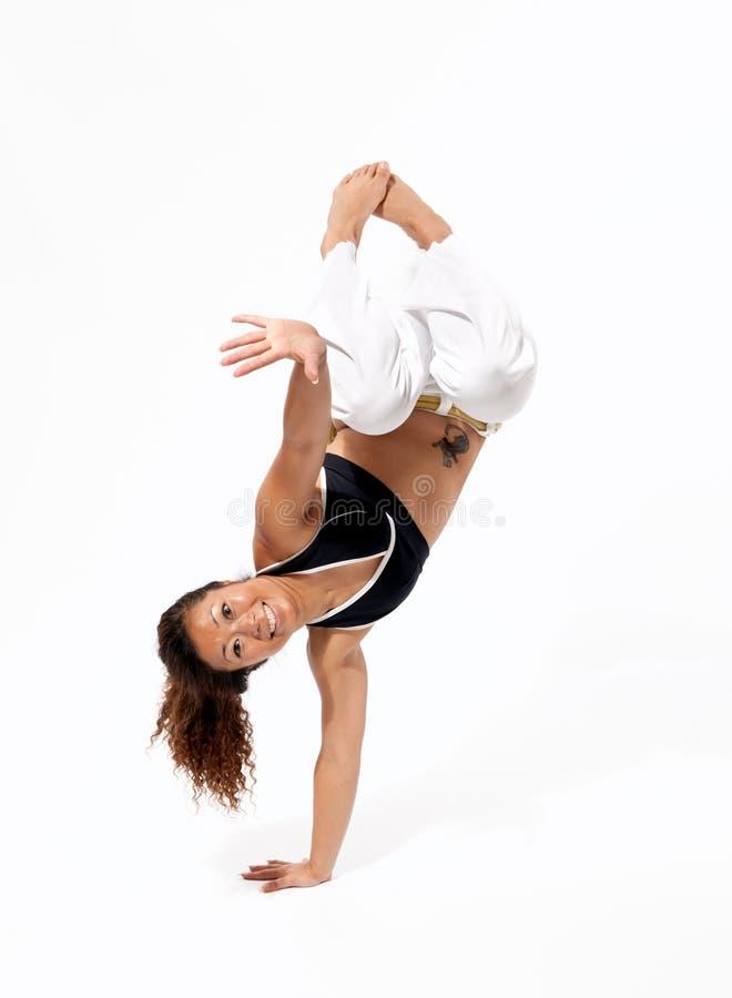 capoeira obrazy stock