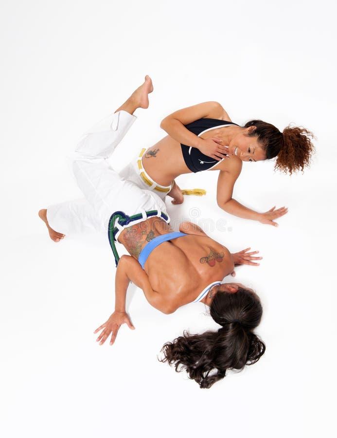 capoeira obraz royalty free