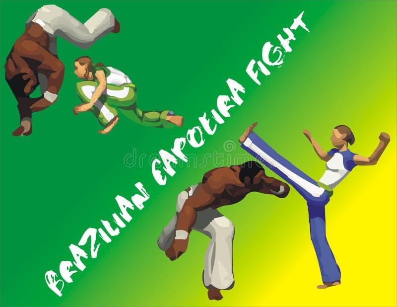 Capoeira royalty free stock photos