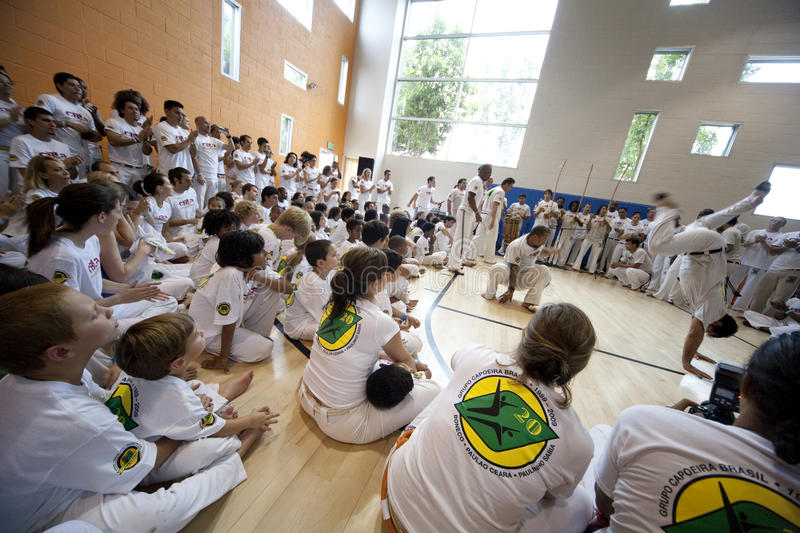 Download Capoeira Festival Editorial Photo - Image: 14436846