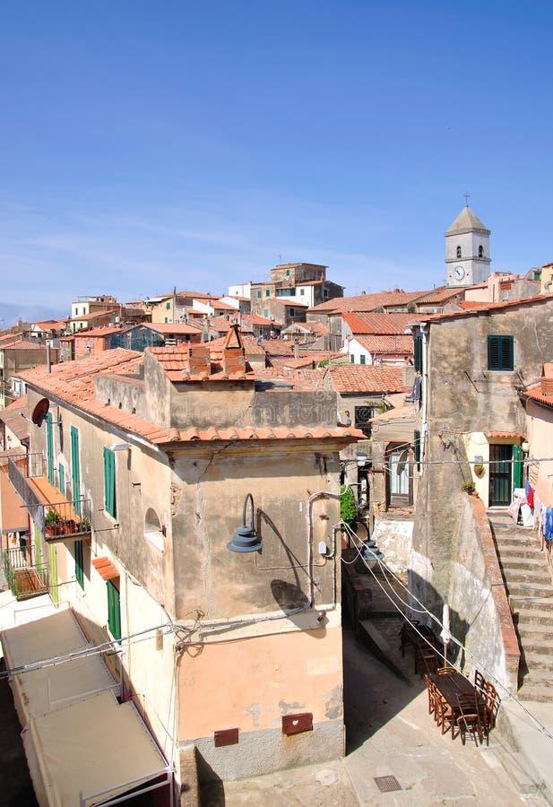 capoliveri Elba wyspa Italy zdjęcia royalty free