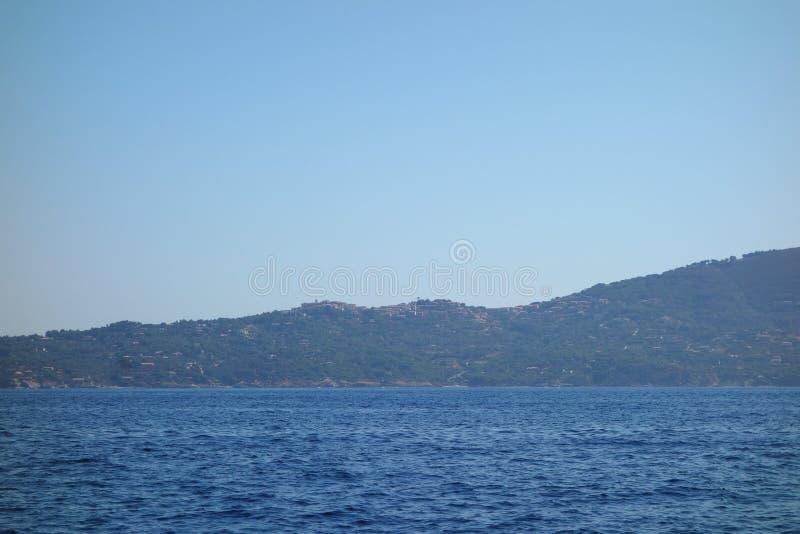 Capoliveri en Elba Island photographie stock