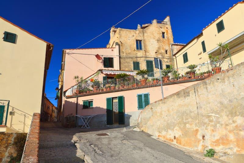 Capoliveri, Isola d'Elba - fotografia royalty free