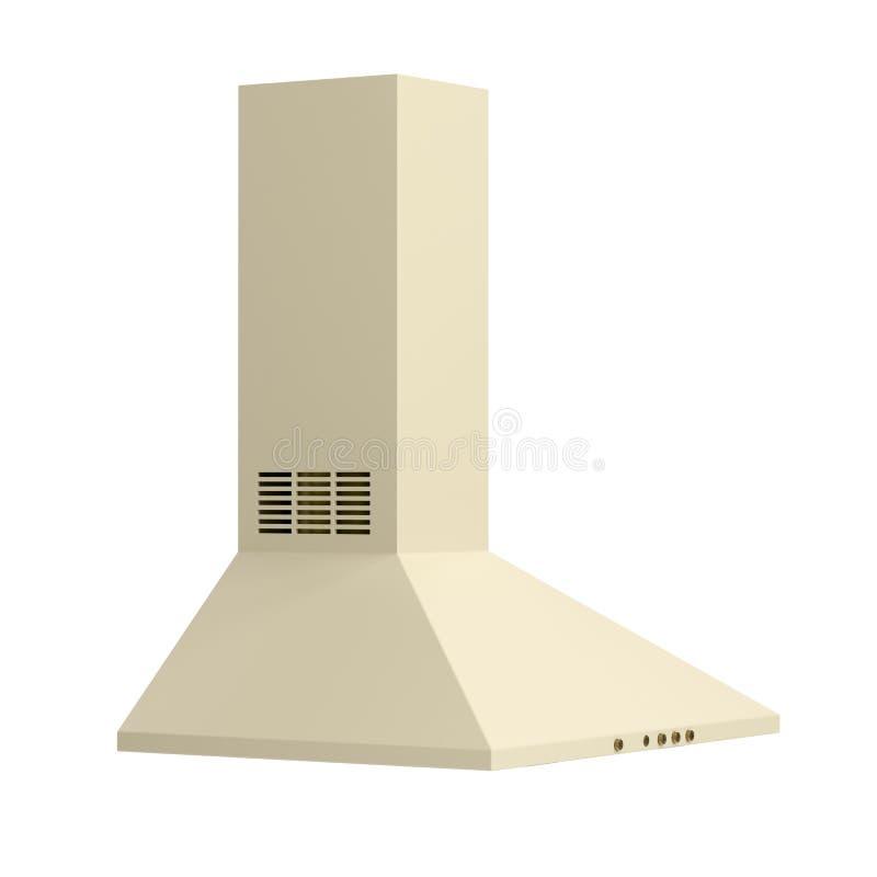 Cappa da cucina beige illustrazione di stock - Ventilazione cucina ...