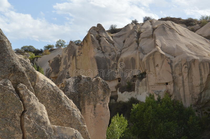 Cappadocià ' zdjęcie royalty free