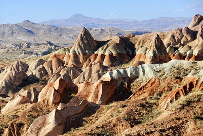 Cappadocia, Τουρκία στοκ φωτογραφία