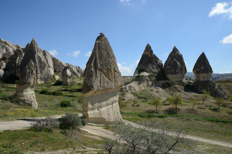 Cappadocia, Τουρκία στοκ φωτογραφία με δικαίωμα ελεύθερης χρήσης