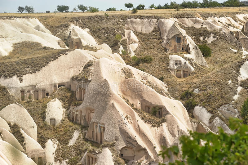 Cappadocia - Τουρκία στοκ εικόνα