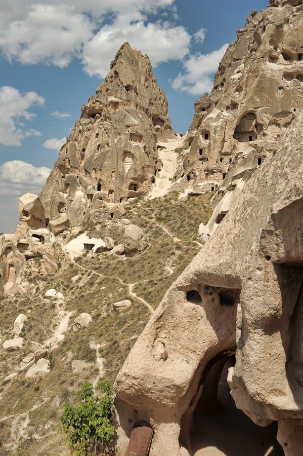 Cappadocia - Τουρκία στοκ εικόνες