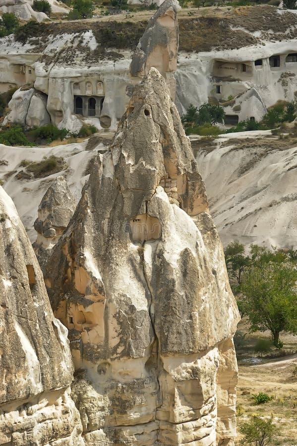 Cappadocia - Τουρκία στοκ εικόνες με δικαίωμα ελεύθερης χρήσης