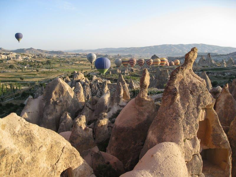 Download Cappadocia Τουρκία στοκ εικόνα. εικόνα από vista, γεωγραφία - 62707075