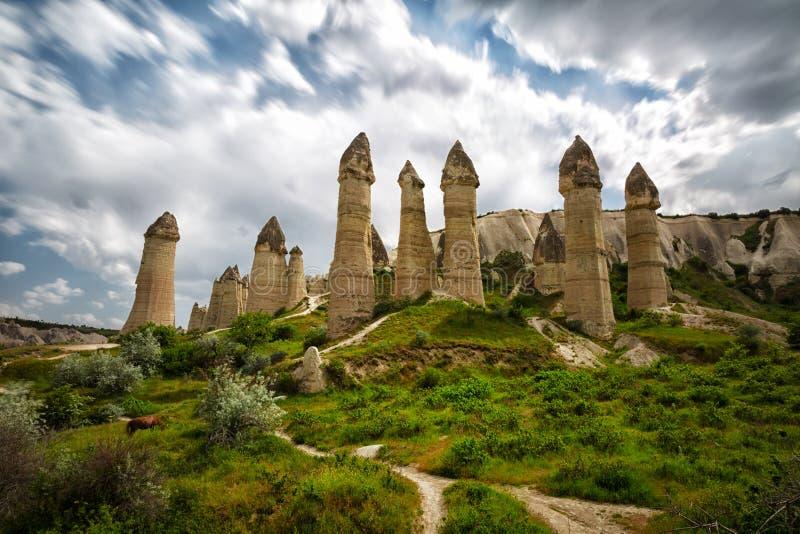 Cappadocia, Турция стоковые изображения