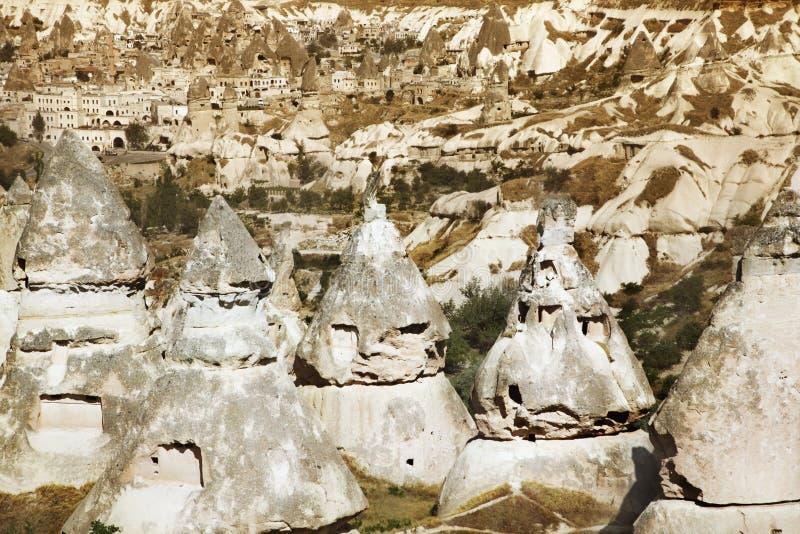 Download Cappadocia imagem de stock. Imagem de history, terra - 12809739