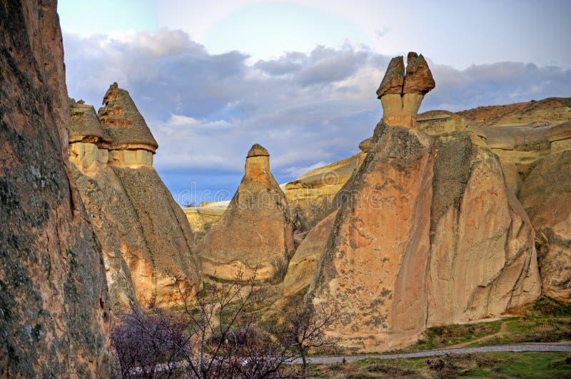 cappadocia fotografering för bildbyråer