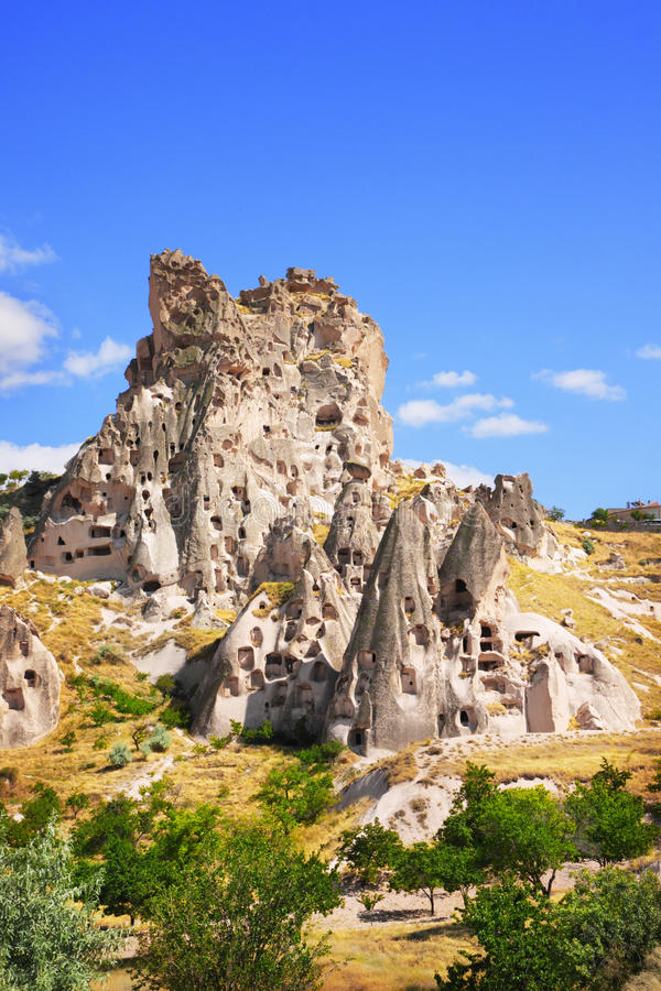 Download Cappadocia stock photo. Image of formation, cave, erosion - 20056018