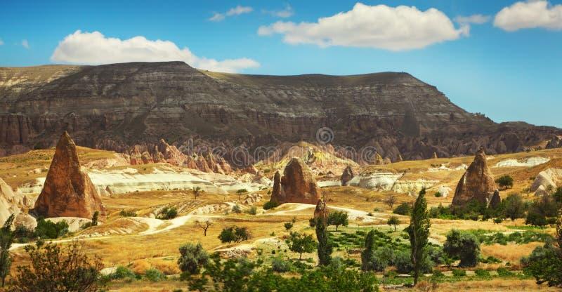 Cappadocia images libres de droits