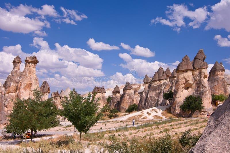 Cappadocia fotografie stock