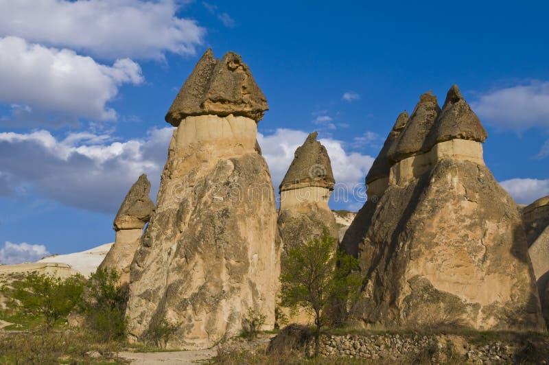 Cappadocia photo libre de droits
