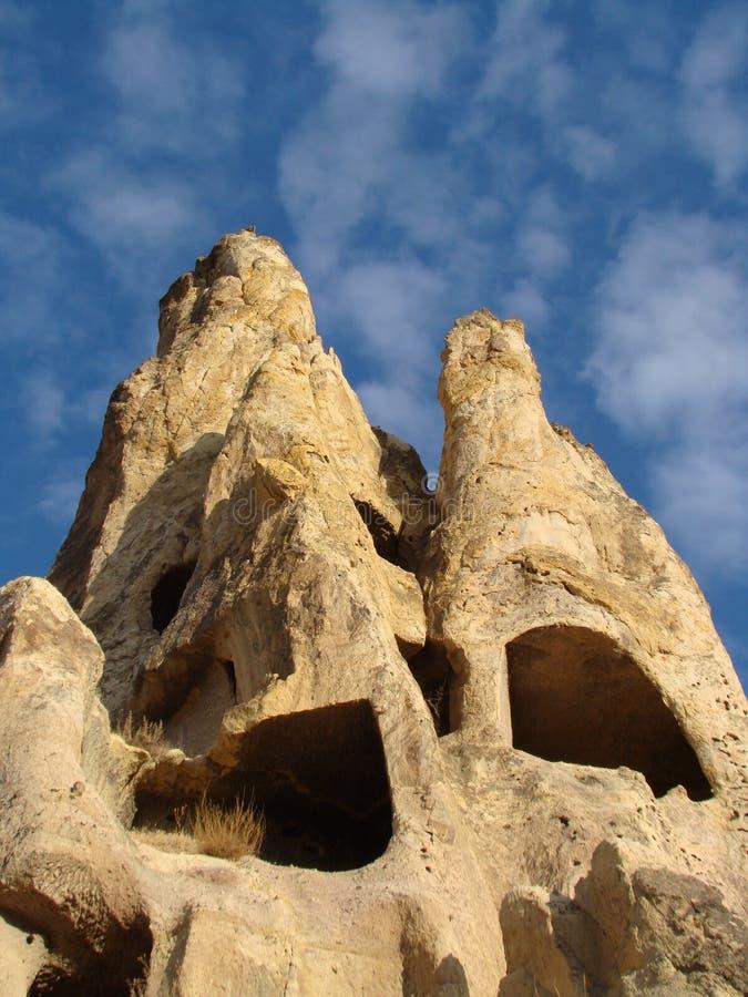 cappadocia royaltyfri foto
