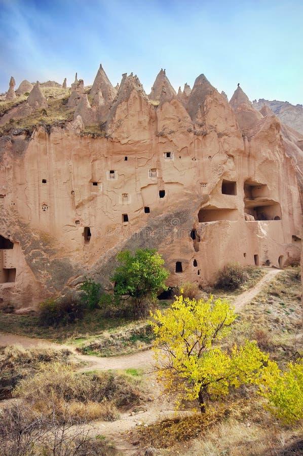 cappadocia 图库摄影