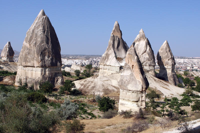 Cappadocia fotografia de stock