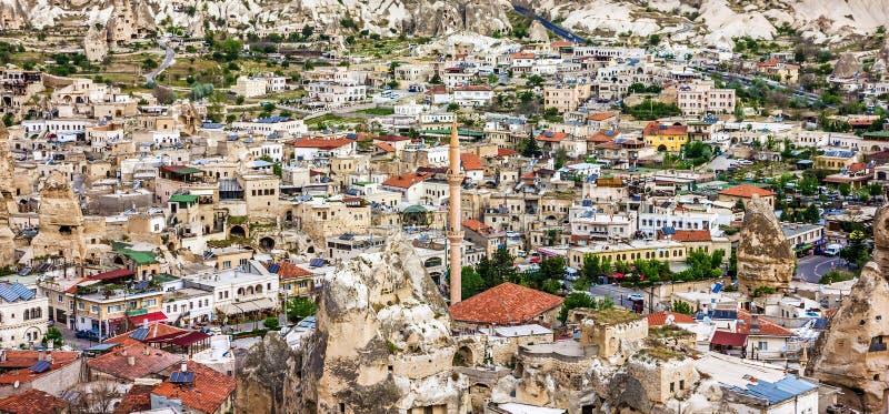 Cappadocia, Anatolien, die Türkei Freilichtmuseum, Goreme nationales p lizenzfreie stockfotografie