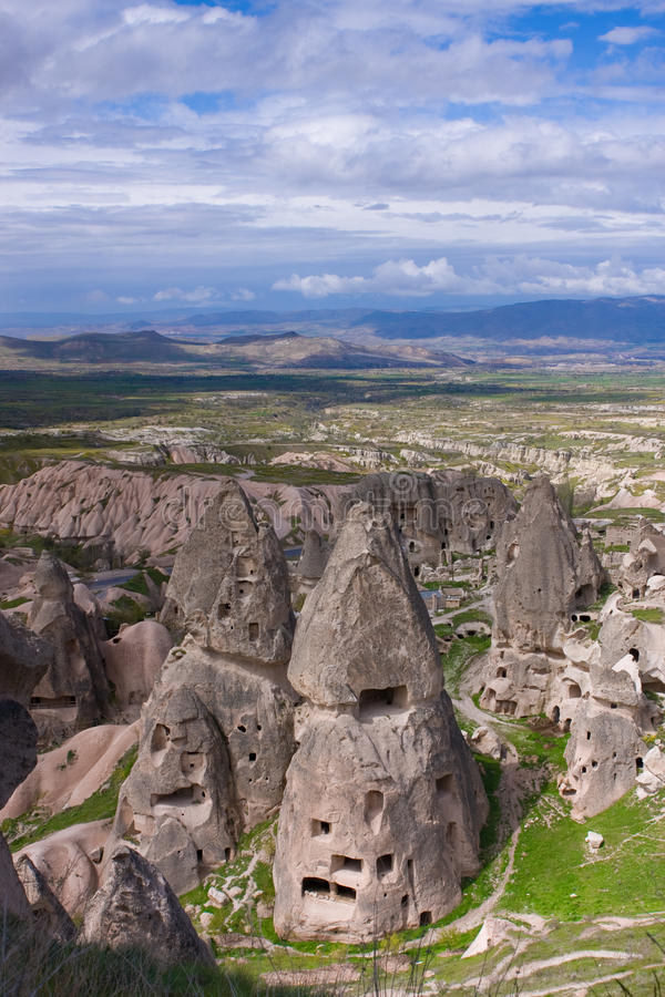Download Cappadocia. Ancient Cave City Stock Photo - Image of history, anatolia: 13968330
