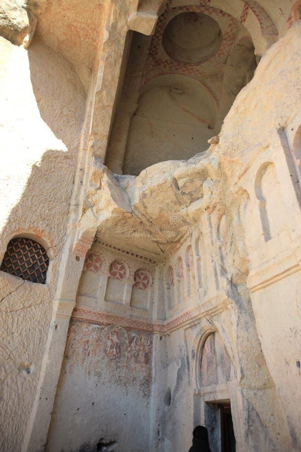Download Cappadocia. Igreja Antiga Da Caverna Foto de Stock - Imagem de rocha, pedra: 29825766