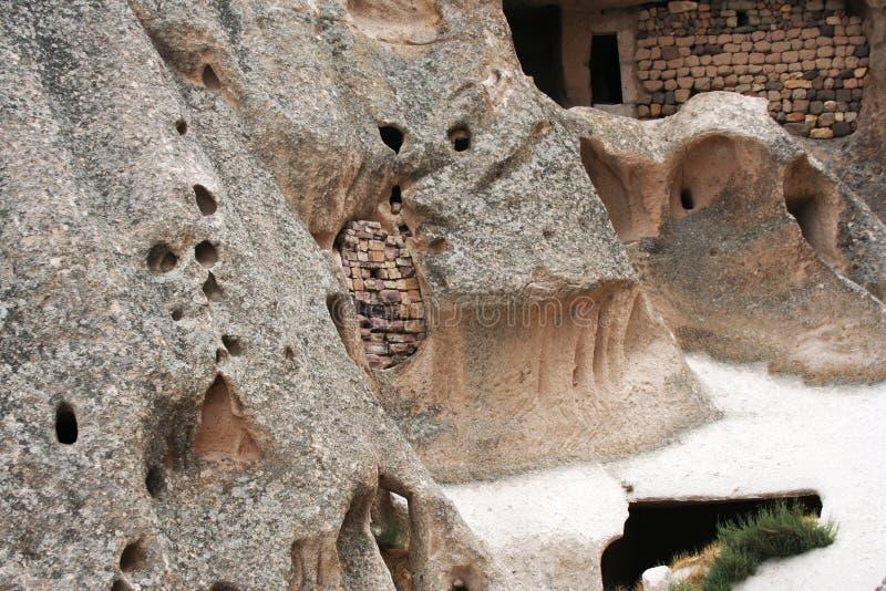 Cappadocia Cave royalty free stock image