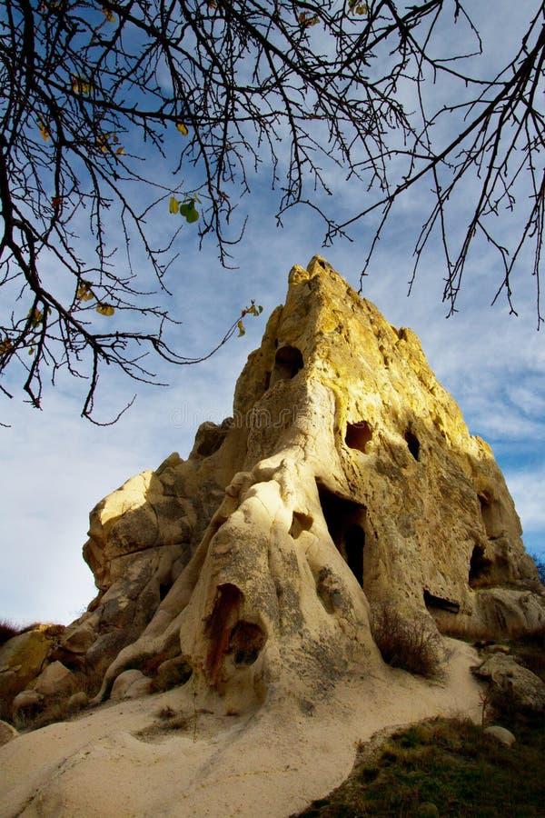 cappadocia del goreme imagenes de archivo