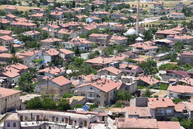 Cappadocia die Türkei stockbild