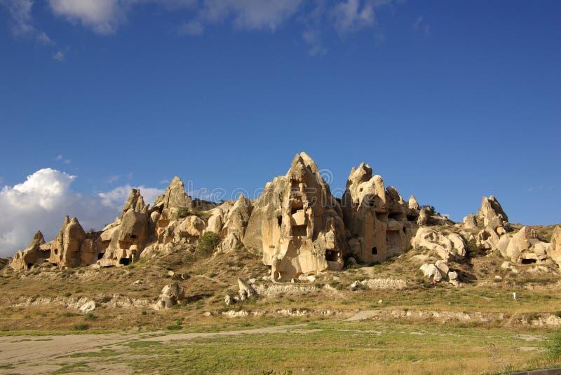 Cappadocia, die Türkei lizenzfreie stockfotografie