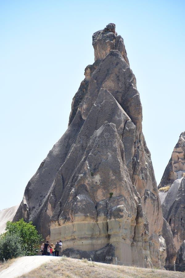 Cappadocia en Turquía fotografía de archivo libre de regalías