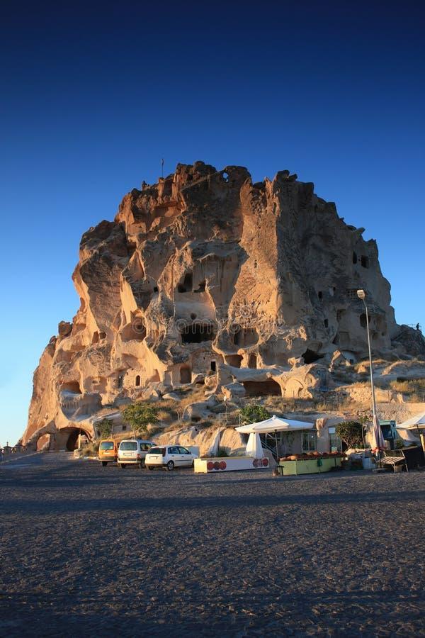 Cappadocia en Turquía imagen de archivo libre de regalías