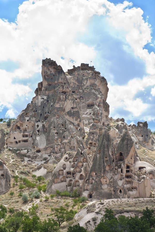 Cappadocia en Turquía imágenes de archivo libres de regalías