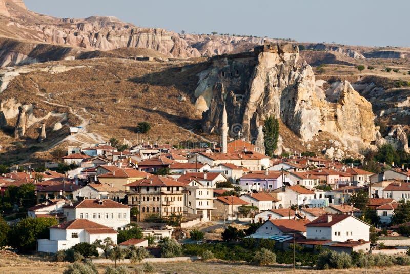 cappadocia indyka dolina obraz stock