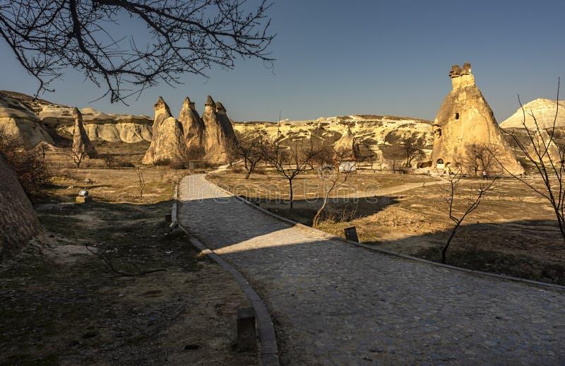 Cappadocia Pasha Bagi. Nevsehir,Turkey stock images