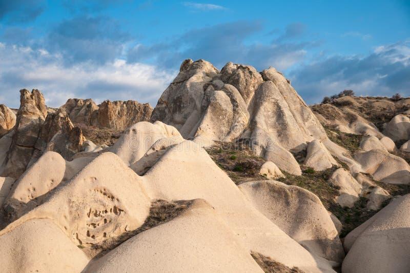 Cappadocia rockowa formacja zdjęcie royalty free