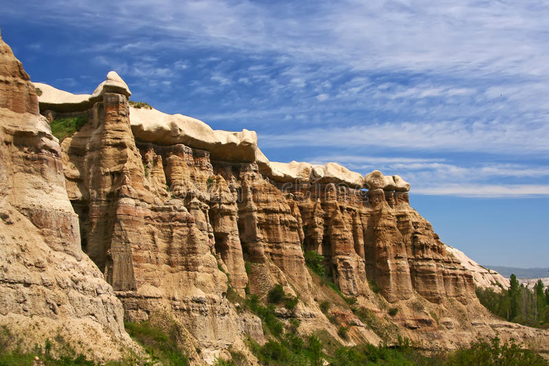 Download Cappadocia stock image. Image of asia, dwelling, geological - 34302213