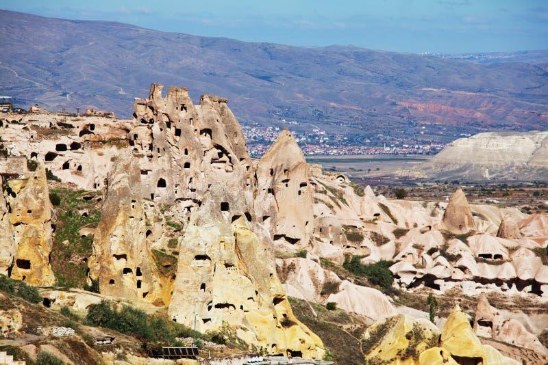 Cappadocia. In Turkey stock images