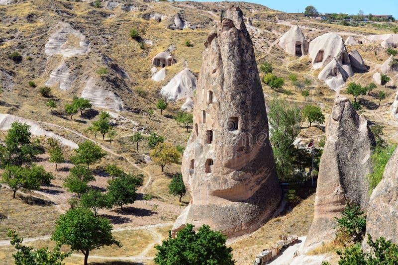 Cappadocia, Turquía fotos de archivo libres de regalías