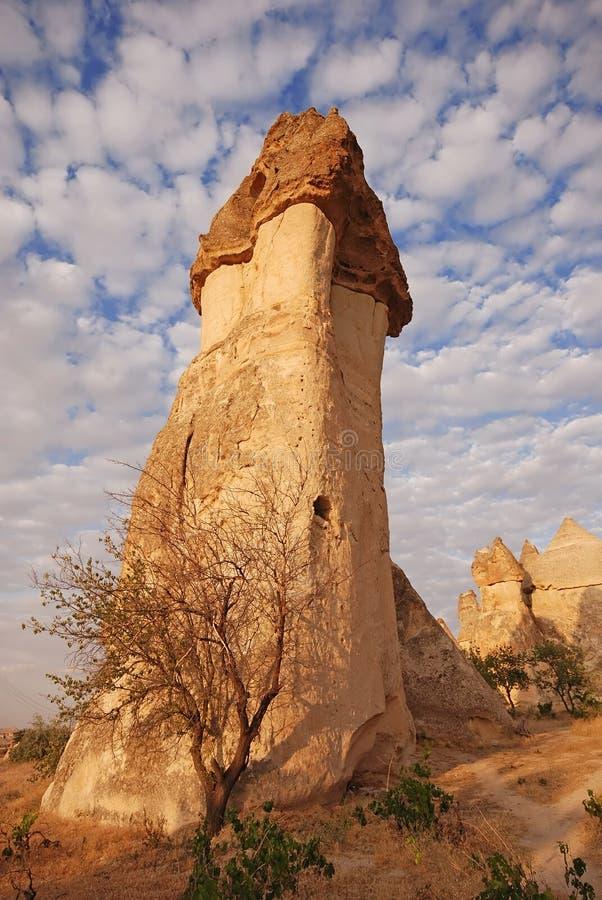 Cappadocia, Turquia imagem de stock