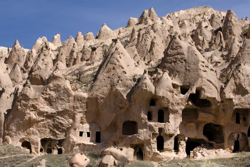 Cappadocia, Turquia fotos de stock royalty free