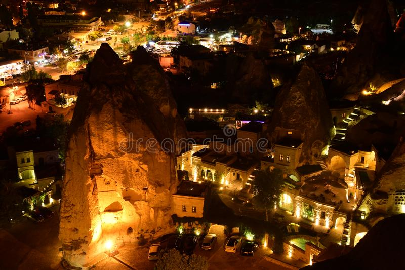 Cappadocia Turquie image stock