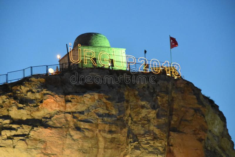 Cappadocia Turquie photographie stock libre de droits