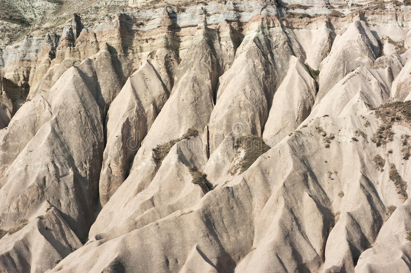 cappadociabildanderock royaltyfri foto