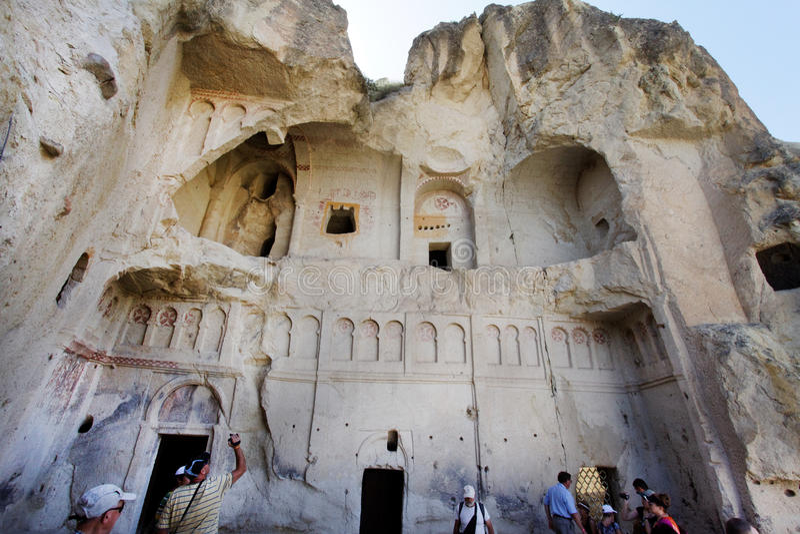 cappadociagoreme royaltyfri bild