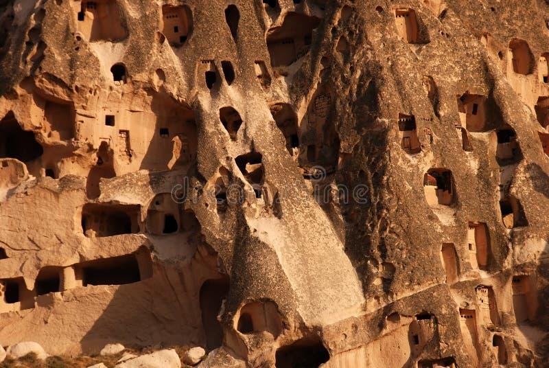 cappadocian家 库存照片